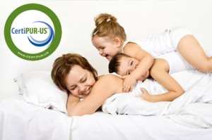 CertiPUR-Certified Memory Foam Mattresses
